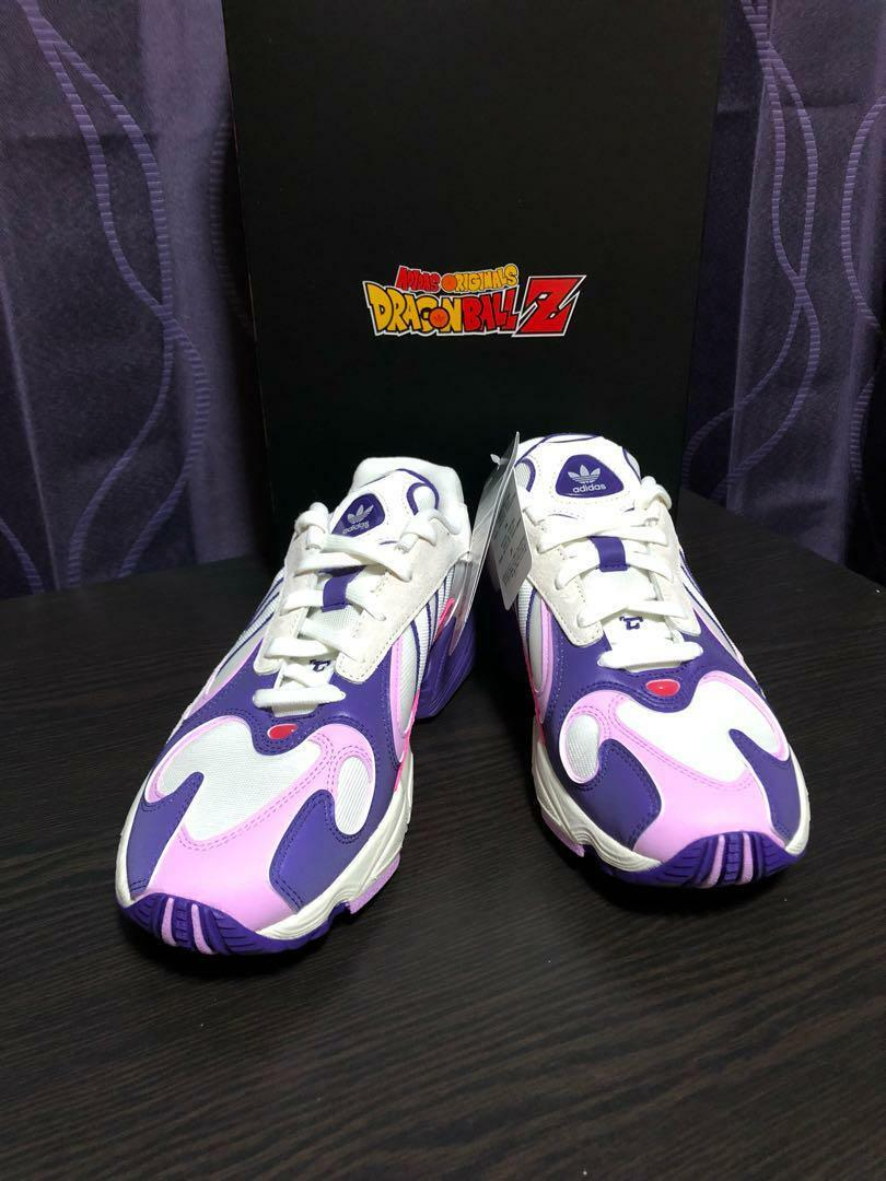 Adidas rare Dragon ball model limited edition Men Sneakers shoes 8.5 Frieza F S