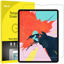 JETech Screen Protector for Apple iPad Pro 12.9-inch 2018 Tempered Glass Film