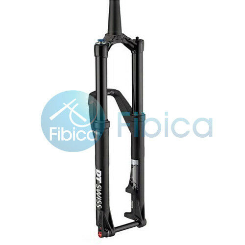 New DT SWISS OPM 100 travel ODL 29er Remote Lockout Fork Tapered 15mm axle