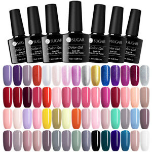 UR-SUGAR-7-5-15ml-Smalto-Gel-UV-per-Unghie-Nail-Art-UV-Gel-Polish-Soak-off-Gel