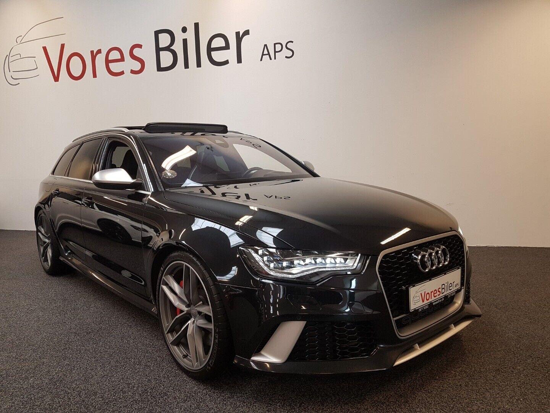 Audi RS6 4,0 TFSi Avant quattro Tiptr. 5d - 5.395 kr.