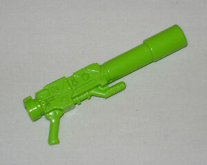 GI Joe Weapon Eco Warrior OZONE Sweeper Gun 1991 Original Figure Accessory