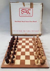 Sac.   Studio Anne Carlton L'ensemble d'échecs Robin Hood - Box Boxlet complet
