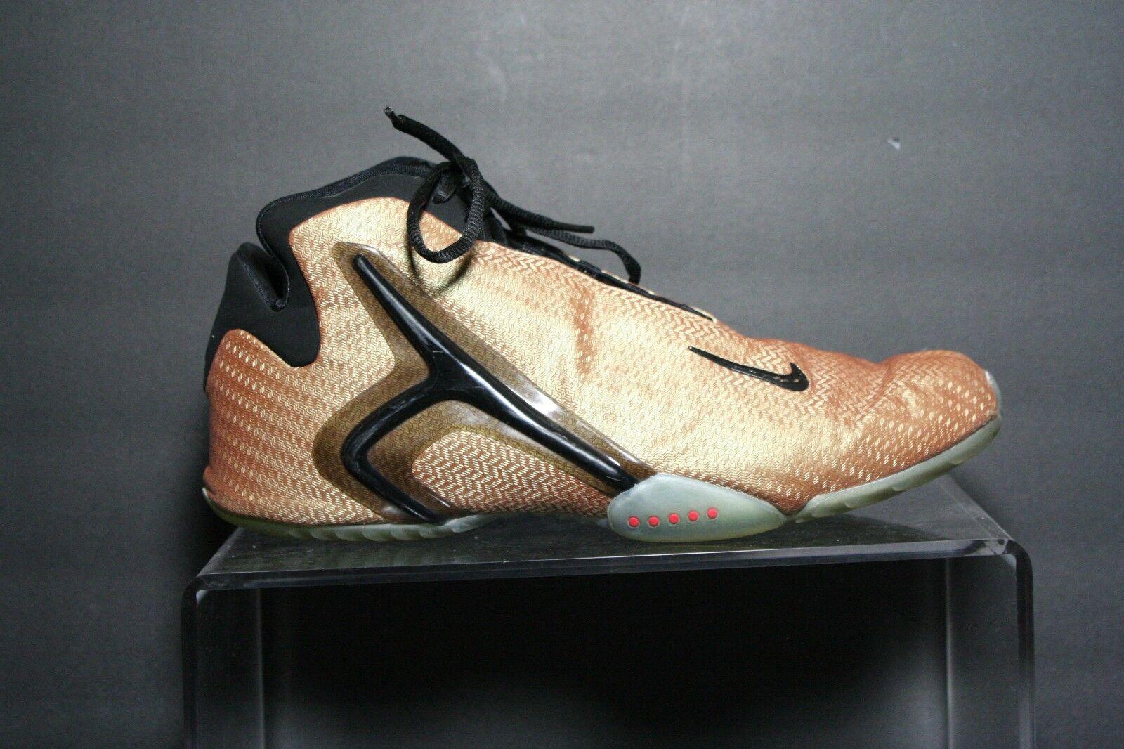 reputable site 2e79f 97c58 Nike Zoom Hyperflight Hyperflight Hyperflight Premium Lion Sneakers 13   Hipster Multi Men s 11.5 Coin 90e0f2