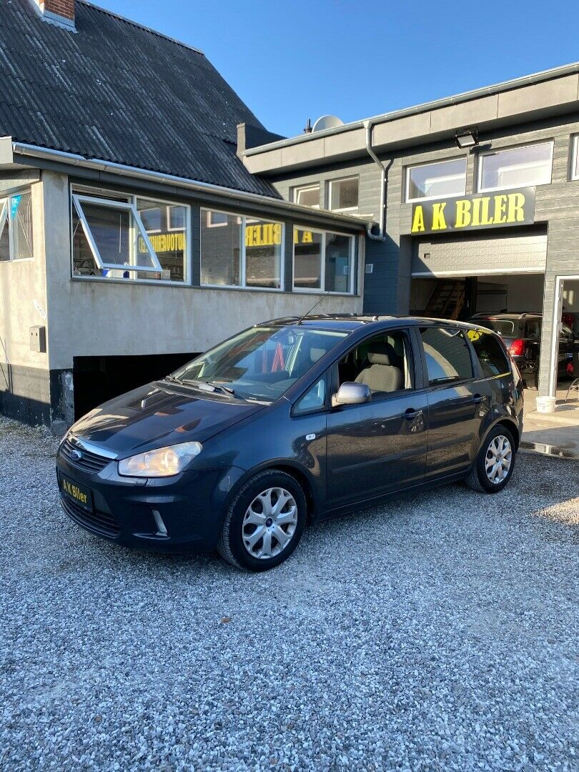 Ford C-MAX 1,6 TDCi 90 Trend Collection 5d - 38.900 kr.