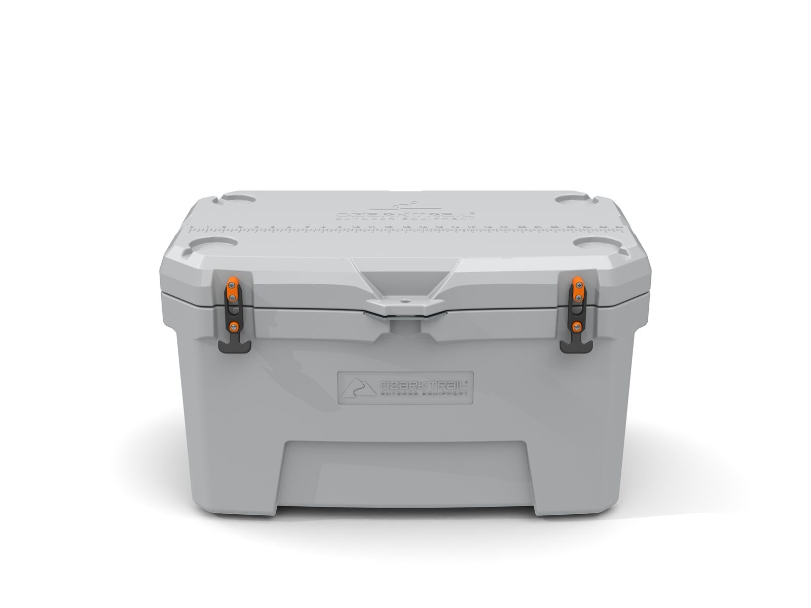 Heavy Duty Camping  Cooler 52 Quart Fishing Ice Chest Marine Grade Ozark Trail  quality first consumers first