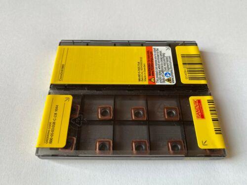 10x SANDVIK  Wendeplatten    880-0503W08H-P-LM      4024     NEU mit Rechnung!!