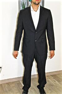 b13e5504c Suit Black Super 120's Hugo Boss the James/Sharp T-Shirt Jacket 50 ...