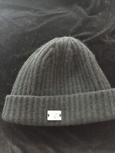 d754589f5 Details about Lululemon Women's Twist Knit Beanie Hat Cap Black S Small
