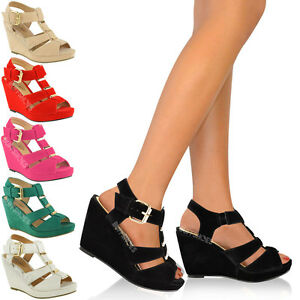 NEW-WOMENS-LADIES-LOW-MID-HIGH-HEEL-STRAPPY-WEDGES-PEEP-TOE-SANDALS-SHOES-SIZE