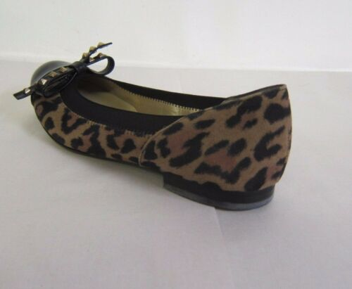 Leather Print Shoes Kaiser Uk On Leopard Peter 'Ilena Ladies 3 Slip fqI7R6w