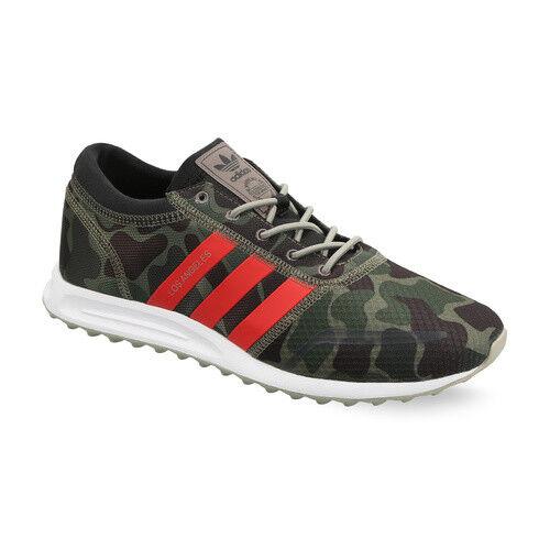 Men Sport Shoes * ADIDAS LOS ANGELES *  Camo   * BB1118 *FINAL SALE !!
