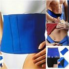 Waist Trimmer Wrap Belt Slimming Burn Fat Sweat Weight Loss Body Shaper L0