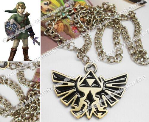 Zelda The Legend Of Zelda Iceman Props Necklace Alloy Ornaments Keychain 9 Style