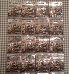 Lego Minifigures Series 9 (71000): Ensemble complet non ouvert de 16 nouveaux scellés en usine