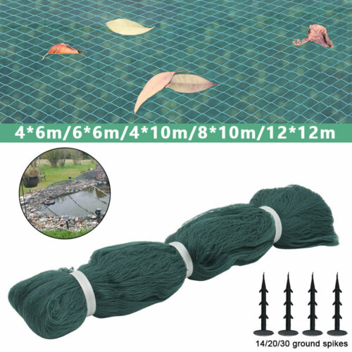 Superfish Pond Cover Net Protector Koi Birds Cats Leaves Fish Garden Safety RV