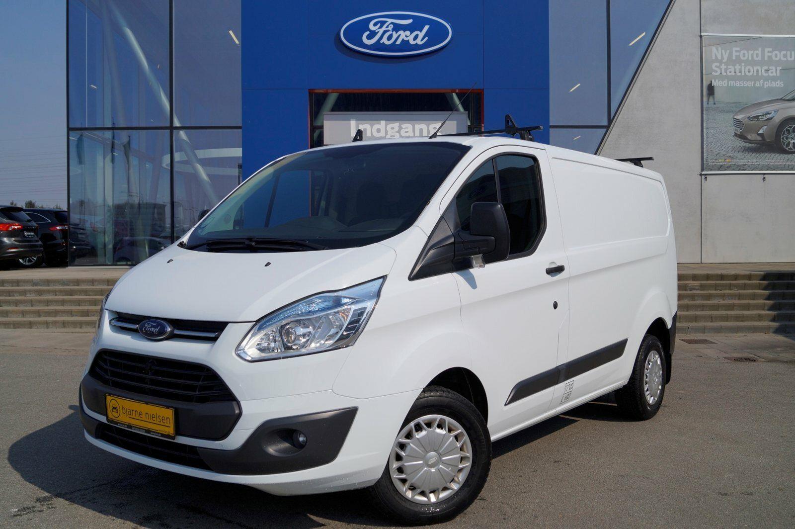 Ford Transit Custom 270S 2,2 TDCi 100 Trend Van