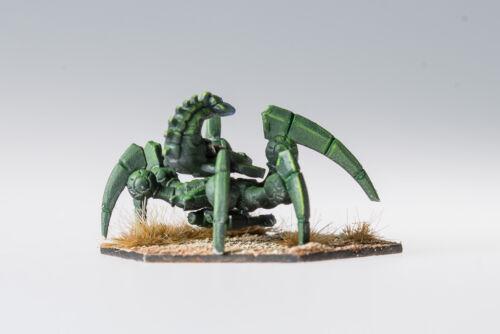 - for Epic Necron Army 6mm Triarch Necropolis Hyxos Stalker