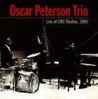 Live at CBC Studios, 1960 by Oscar Peterson (CD, Nov-1997, Just a Memory Records)