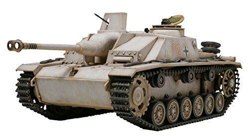 TAMIYA 1 48 Sturmgeschutz III Ausf.G Sd.Kfz.142 1 Model Kit NEW from Japan