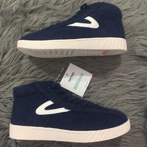 Details about Brand New Tretorn x Andre 3000 Nylite Hi XAB2 Navy Blue Sneaker Women's Sz 6.5