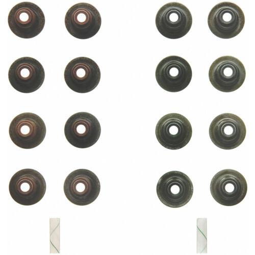 Fel-Pro SS71039 Intake /& Exhaust Valve Stem Seals Top Hat LS1 LS2 LS3 LS6 L96