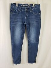 d326141c545 item 3 Seven7 Capri   Cropped Womens Denim Blue Jeans Size 28 Medium Wash  Low Rise -Seven7 Capri   Cropped Womens Denim Blue Jeans Size 28 Medium Wash  Low ...