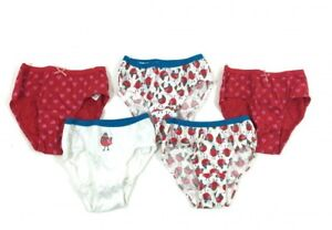 Bnwts TU 5 x Christmas Briefs Pants Knickers Fits  2 3 5 6 7 8 9 10 Years