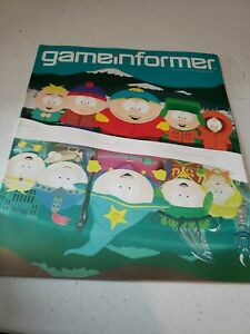 Game Informer Issue #225 January 2012 South Park: The Stick Of Truth EUC