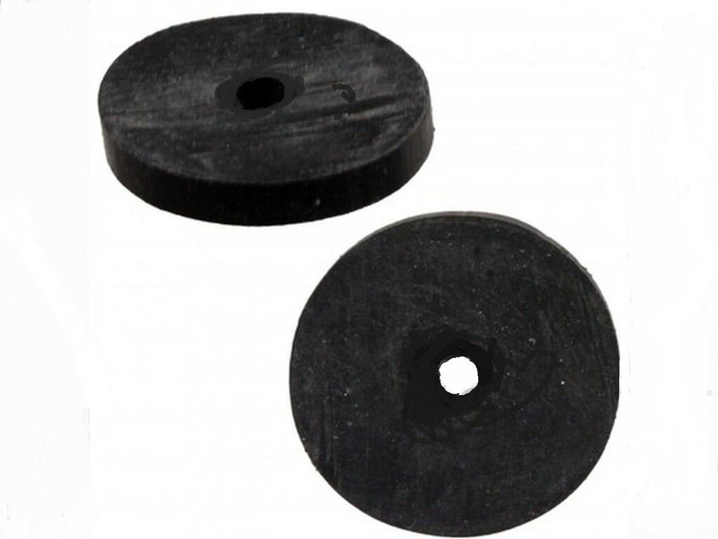 200 x EPDM Rubber washers Sealing for 4- 6mm Screws 18 3mm strong