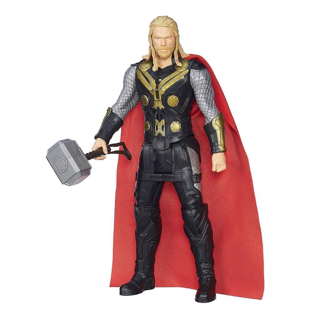 Marvel Avengers Age of Ultron Titan Hero Tech Thor 12 Inch