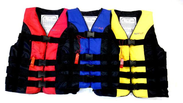 Adult Yak Xipe 60N Buoyancy Aid Touring PFD Kayak Canoe Watersports Pockets