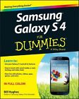 Samsung Galaxy S 4 For Dummies von Bill Hughes (2013, Taschenbuch)