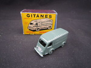 Q939 Gitanes Cij Miniature Renault 1000kg Vert