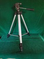 Samsonite Tripod Great Condition Camera Video Lightweight Aluminum