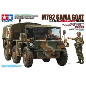 Tamiya-35342-M792-Gama-Goat-U-S-6x6-Ambulance-Truck-1-35