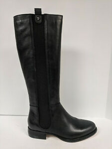 Corso Como Randa Fashion Boots, Black Leather, Womens 5.5 M