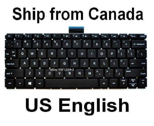 US Keyboard for HP Pavilion X360 11-K 11-K020CA 11-K026CA 11-K120CA 11-K128CA