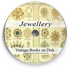 Rare Jewellery Books on DVD Design Tools Hallmarks Gold Silver Diamond Loupe 278