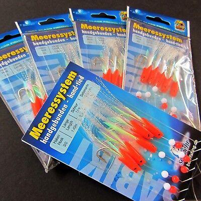 """Makrelenpaternoster /""""verschiedene Systeme/"""" 2.0 Seafishing Rig"""