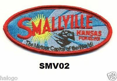SMALLVILLE KANSAS PATCH - SMV02