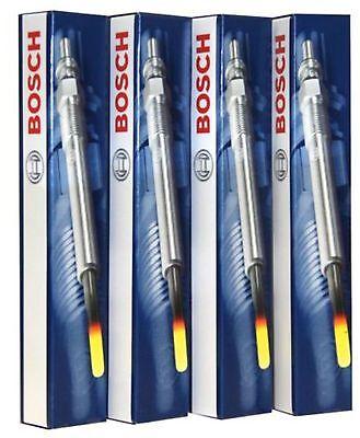 4 Bosch Glow Plugs 0250204002 Peugeot 207 1.6 Hdi 16v 2006 > 2011- Vuoi Comprare Alcuni Prodotti Nativi Cinesi?