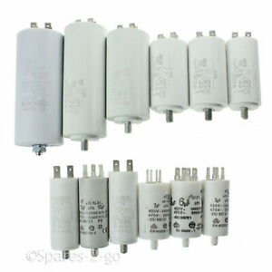 14uf Motor ejecutar Capacitor 450v Tag Terminal
