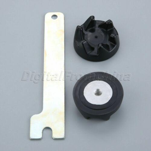 2x Rubber Clutch Coupler Cog Gear Drive Coupling Spanner For Kitchenaid Blender