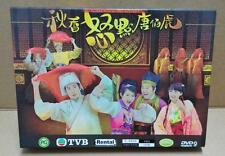 Hong Kong TVB Drama In The Eye Of The Beholder Moses Chan Ho 4xDVD FCB1124