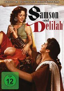 DVD-SAMSON-UND-DELILAH-NEU-OVP