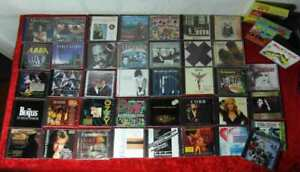 50-CD-039-s-rock-pop-amp-Co-RACCOLTA-Beatles-visage-Ozzy-Osbourne-ecc