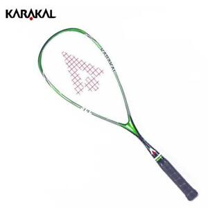 130G-Official-Karakal-Carbon-Squash-Rackets-Green-Yellow-Squash-Racquets-With