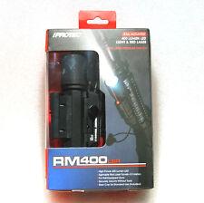 iProtec High Power Light & Laser Combo Firearm Flashlight RM400LSR