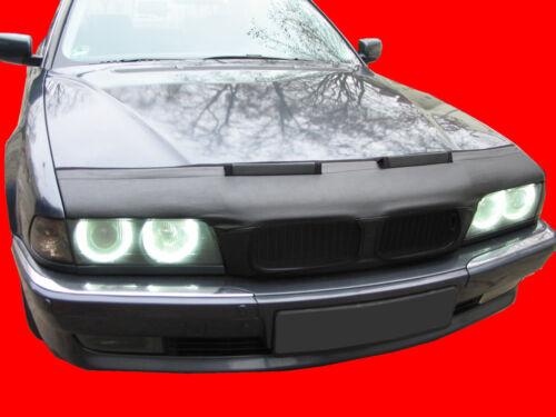 CAR HOOD BONNET BRA fit BMW 7 E38 1994-2001  NOSE FRONT END MASK TUNING
